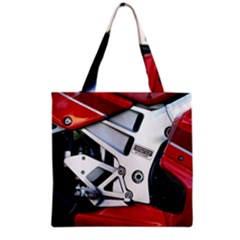 Footrests Motorcycle Page Grocery Tote Bag