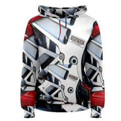Footrests Motorcycle Page Women s Pullover Hoodie