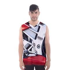 Footrests Motorcycle Page Men s Basketball Tank Top