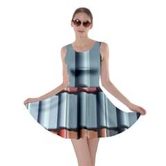 Shingle Roof Shingles Roofing Tile Skater Dress