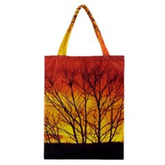 Sunset Abendstimmung Classic Tote Bag