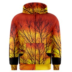 Sunset Abendstimmung Men s Zipper Hoodie