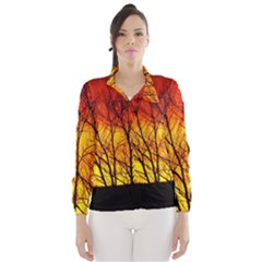 Sunset Abendstimmung Wind Breaker (Women)