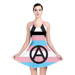 Anarchist Pride Reversible Skater Dress