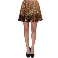 Ice Iced Structure Frozen Frost Skater Skirt