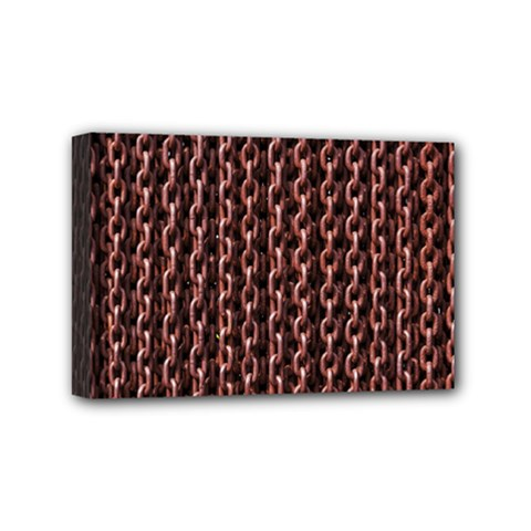 Chain Rusty Links Iron Metal Rust Mini Canvas 6  x 4