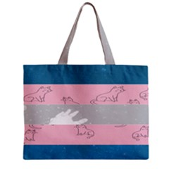 Pride Flag Mini Tote Bag