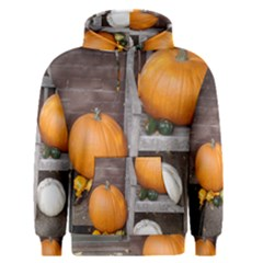 Pumpkins And Gourds Men s Pullover Hoodie