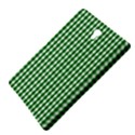 Christmas Green Velvet Large Gingham Check Plaid Pattern Samsung Galaxy Tab S (8.4 ) Hardshell Case  View4