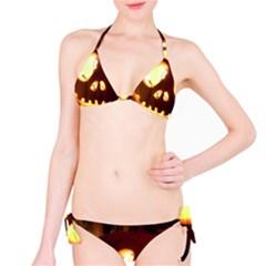 Pumkin Jack  Bikini Set