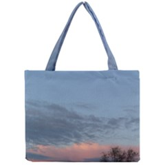 Pink Cloud Sunset Mini Tote Bag