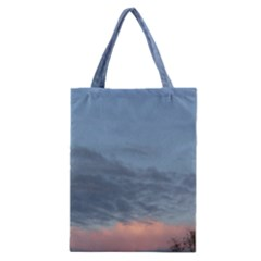 Pink Cloud Sunset Classic Tote Bag