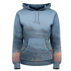 Pink Cloud Sunset Women s Pullover Hoodie