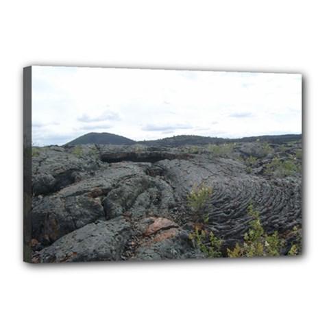 Pillow Lava Canvas 18  x 12