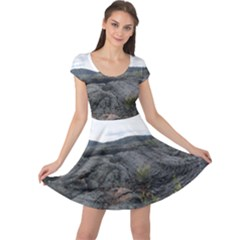 Pillow Lava Cap Sleeve Dresses