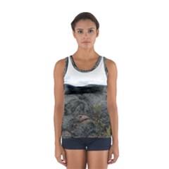 Pillow Lava Women s Sport Tank Top