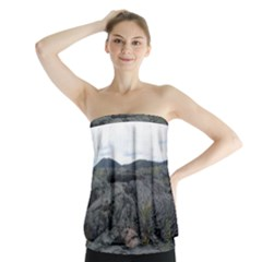Pillow Lava Strapless Top
