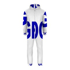 Photography Hooded Jumpsuit (Kids)