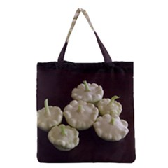 Pattypans  Grocery Tote Bag
