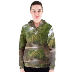 Path 1 Women s Zipper Hoodie