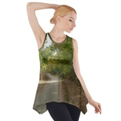 Path 1 Side Drop Tank Tunic