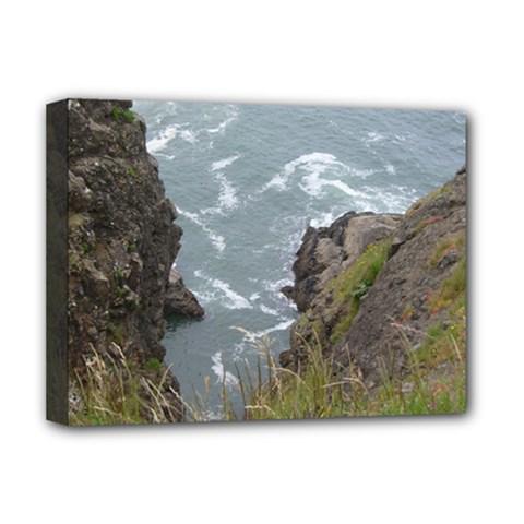 Pacific Ocean 2 Deluxe Canvas 16  x 12
