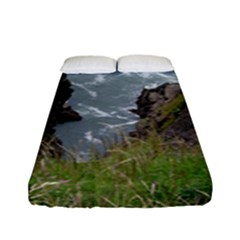 Pacific Ocean 2 Fitted Sheet (Full/ Double Size)