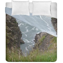 Pacific Ocean 2 Duvet Cover Double Side (California King Size)
