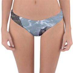 Pacific Ocean 2 Reversible Hipster Bikini Bottoms