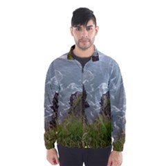 Pacific Ocean 2 Wind Breaker (Men)