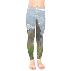 Pacific Ocean 2 Kids  Legging