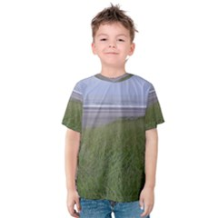Pacific Ocean  Kids  Cotton Tee