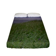 Pacific Ocean  Fitted Sheet (Full/ Double Size)