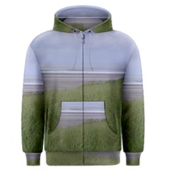 Pacific Ocean  Men s Zipper Hoodie