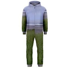 Pacific Ocean  Hooded Jumpsuit (Men)