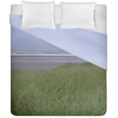 Pacific Ocean  Duvet Cover Double Side (California King Size)