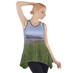 Pacific Ocean  Side Drop Tank Tunic