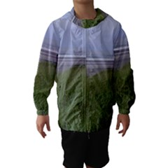 Pacific Ocean  Hooded Wind Breaker (Kids)