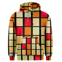 Mozaico Colors Glass Church Color Men s Pullover Hoodie
