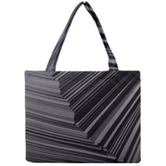 Paper Low Key A4 Studio Lines Mini Tote Bag