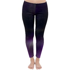 The Northern Lights Nature Classic Winter Leggings