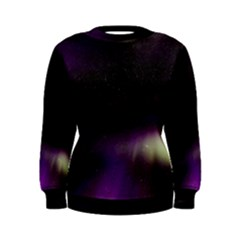 The Northern Lights Nature Women s Sweatshirt