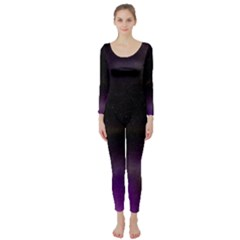The Northern Lights Nature Long Sleeve Catsuit