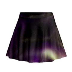 The Northern Lights Nature Mini Flare Skirt
