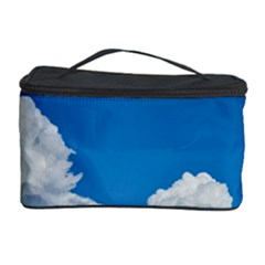 Sky Clouds Blue White Weather Air Cosmetic Storage Case