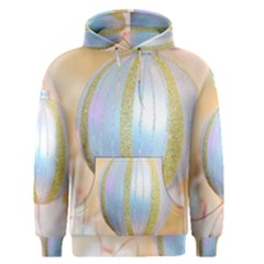 Sphere Tree White Gold Silver Men s Pullover Hoodie