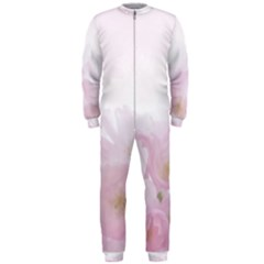 Pink Blossom Bloom Spring Romantic OnePiece Jumpsuit (Men)