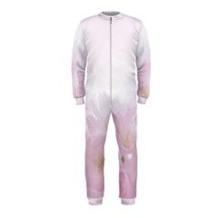 Pink Blossom Bloom Spring Romantic OnePiece Jumpsuit (Kids)