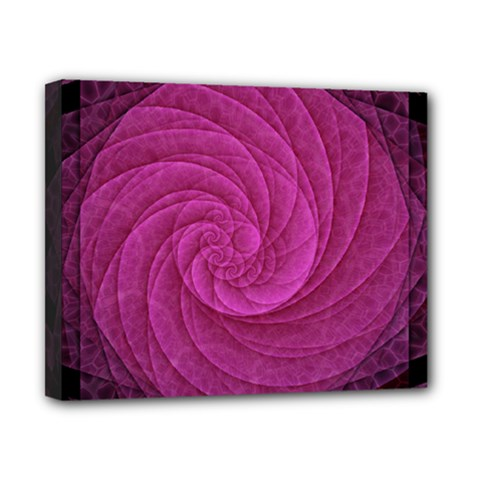 Purple Background Scrapbooking Abstract Canvas 10  x 8