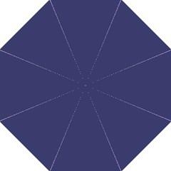 USA Flag Blue Royal Blue Deep Blue Folding Umbrellas